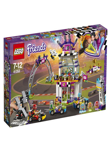 Lego LEGO Friends Big Race Day Renkli
